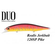 Воблер DUO Realis Jerkbait 120SP Pike