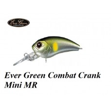Воблер Ever Green Combat Crank Mini MR