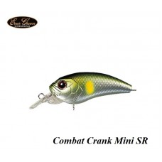 Воблер Ever Green Combat Crank Mini SR
