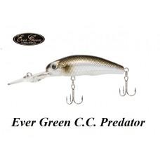 Воблер Ever Green C.C. Predator