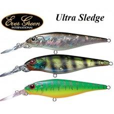Воблер Ever Green Ultra Sledge