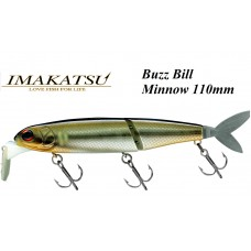 Воблер Imakatsu Buzz Bill Minnow 110mm