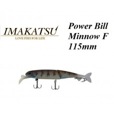 Воблер Imakatsu Power Bill Minnow F 115mm