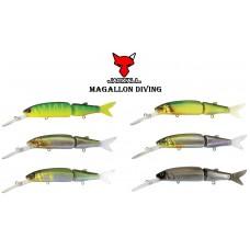 Воблер Jackall Magallon Diving 113мм 15,2г