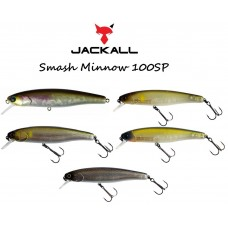 Воблер Jackall Smash Minnow 100SP