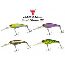 Воблер Jackall Soul Shad 52 52мм 4г