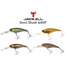 Воблер Jackall Soul Shad 68SP 68мм 9.1г