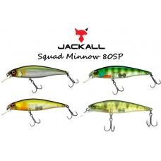 Воблер Jackall Squad Minnow 80SP 82мм 9,7г