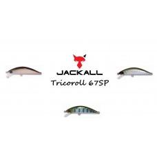 Воблер Jackall Tricoroll 83SP