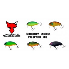 Воблер Jackall Cherry Zero Footer 48 48мм 7,6г