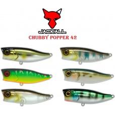 Воблер Jackall Chubby Popper 42 42мм 3,3г