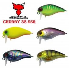 Воблер Jackall Chubby 38 SSR 38мм 4.2г