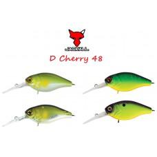 Воблер Jackall D Cherry 48