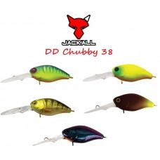 Воблер Jackall DD Chubby 38 38мм 4.7г