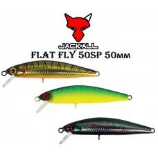 Воблер Jackall Flat Fly 50SP 50мм 2,3г