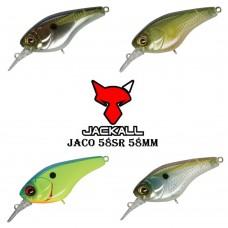 Воблер Jackall Jaco 58SR 58mm 9.5g