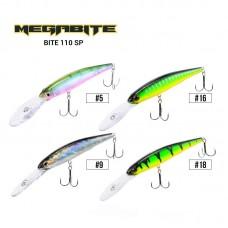 Воблер Megabite  Bite 110 SP ( 110мм,  23,6гр,  6m)