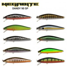 Воблер Megabite  Dandy 90 SP (90 мм, 11,4 гр, 1,0 m)