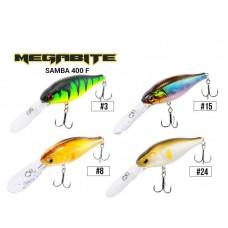 Воблер Megabite  Samba 400 F (70 мм,  17,5гр, 4 m)