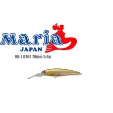 Воблер Maria MJ-1 D70F 70mm 5,6g