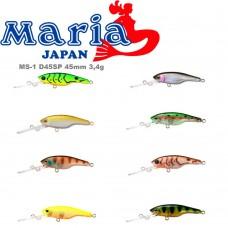 Воблер Maria MS-1 D45SP 45mm 3,4g