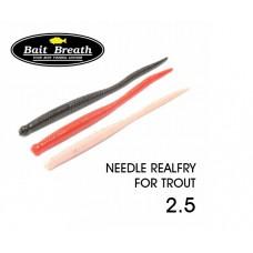 """Приманка Bait Breath Needle RealFry 2,5"""" Trout (12шт.)"""