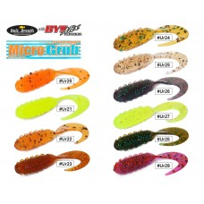 "Приманка Bait Breath Micro Grub 2"" (12шт.)"