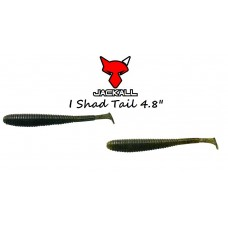 "Силикон Jackall I Shad Tail 4.8"""