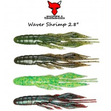 Силикон Jackall Waver Shrimp 2.8""