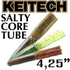 """Силикон Keitech Salty Core Tube 4.25"""" (6 шт/упак)"""