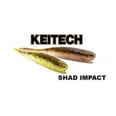 """Силикон Keitech Shad Impact 3"""" (10 шт/упак)"""