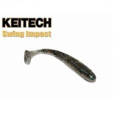 """Силикон Keitech Swing Impact 2.5"""" (10 шт/упак)"""