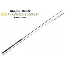 Спиннинг Major Craft New Crostage Kurodai CRX-T782M/KR