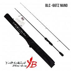 Удилище Yamaga Blanks Blue Current TZ BLC-66/Tz Nano Professor Limited