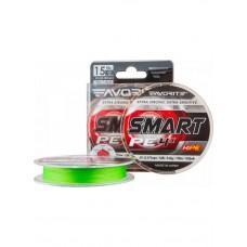 Шнур Favorite Smart PE 4x 150m (green)