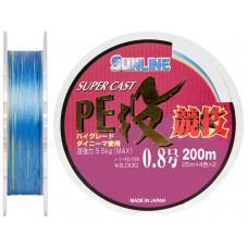 Шнур Sunline S-Cast PE Nagi Kyogi 200м