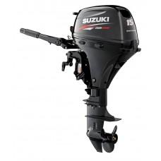 Четырехтактный лодочный мотор Suzuki DF 15 AS