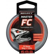 Флюорокарбон Select Master FC 10m 0.248mm 8lb/3.2kg