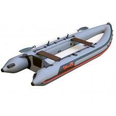 Килевая лодка канойного типа Elling Кардинал-430SL дно Airdeck