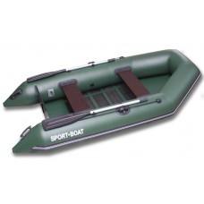 Моторная лодка со сланевым дном Sport Boat Discovery DM 290 LS