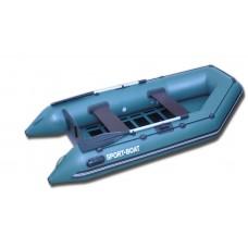 Моторная лодка со сплошным настилом Sport Boat Neptun N290LN