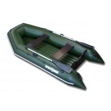Надувная моторная лодка с надувным дном Sport Boat Neptun N290LD