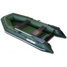 Надувная моторная лодка с надувным дном Sport Boat Neptun N310LD