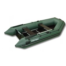 Моторная лодка с килевым днищем Sport Boat Neptun N 310 LК