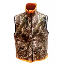 Жилет охотничий двухсторонний Norfin Huntinh REVERSABLE VEST passion/orange