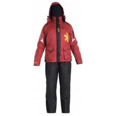 Костюм женский зимний мембранный Norfin LADY (красный) -30 ° / 6000мм