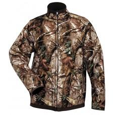 Куртка флисовая двухсторонняя Norfin HUNTING Thunder Passion/Brown