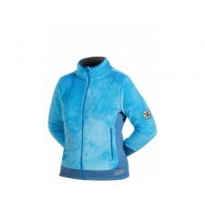 Куртка женская флисовая Norfin Moonrise (голубой)