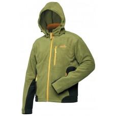 Куртка флисовая с капюшоном NORFIN OUTDOOR (Green) XXXL