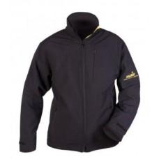 Куртка флисовая мембранная ветронепродуваемая Norfin SOFT SHELL